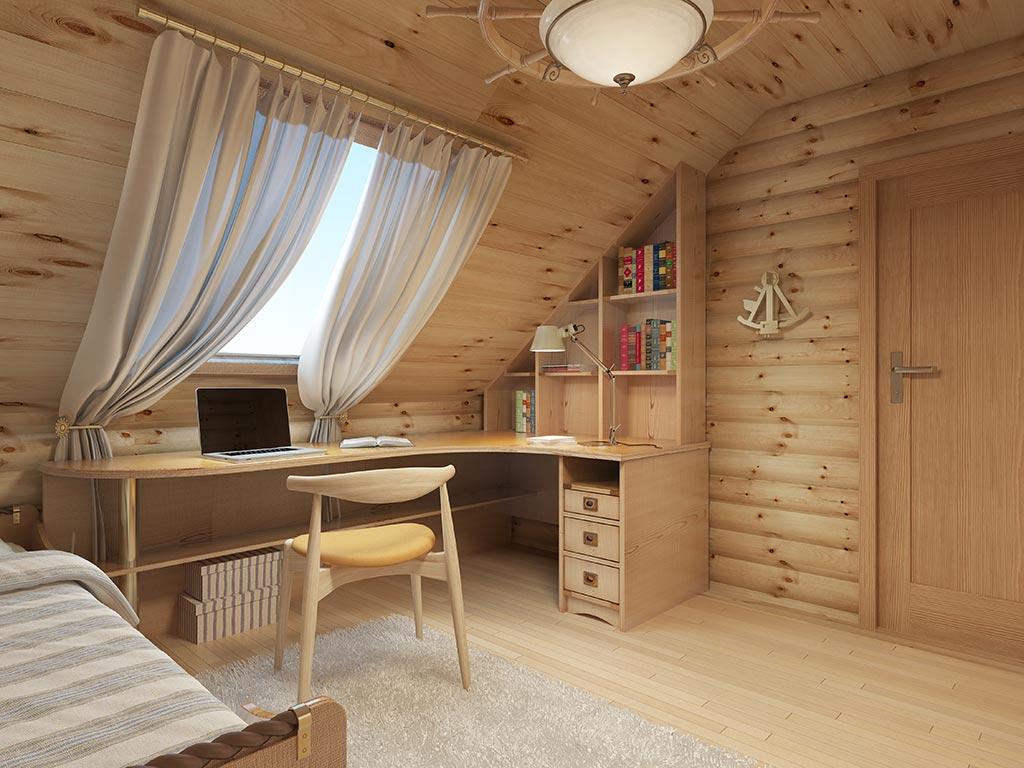 Camere su misura in legno a Bergamo | Falegnameria P.M.P.