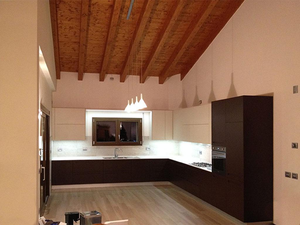 Cucina Su Misura Falegname cucine su misura in legno a bergamo | falegnameria p.m.p.